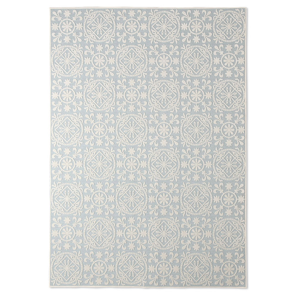 Χαλί All Season (140×200) Royal Carpets Palma 1646 Blue