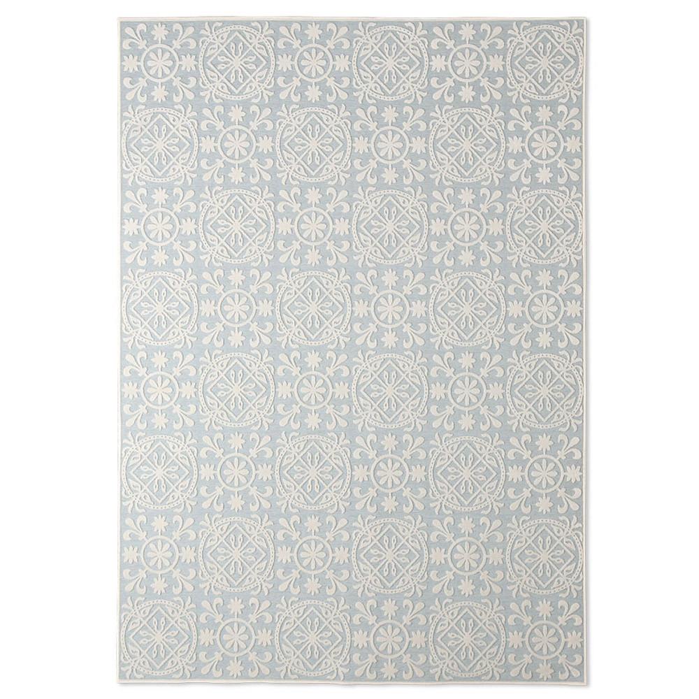 Χαλί All Season (160×230) Royal Carpets Palma 1646 Blue