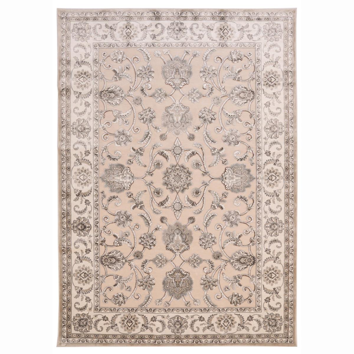 Χαλιά Κρεβατοκάμαρας (Σετ 3τμχ) Royal Carpets Tiffany 938 Ice Beige