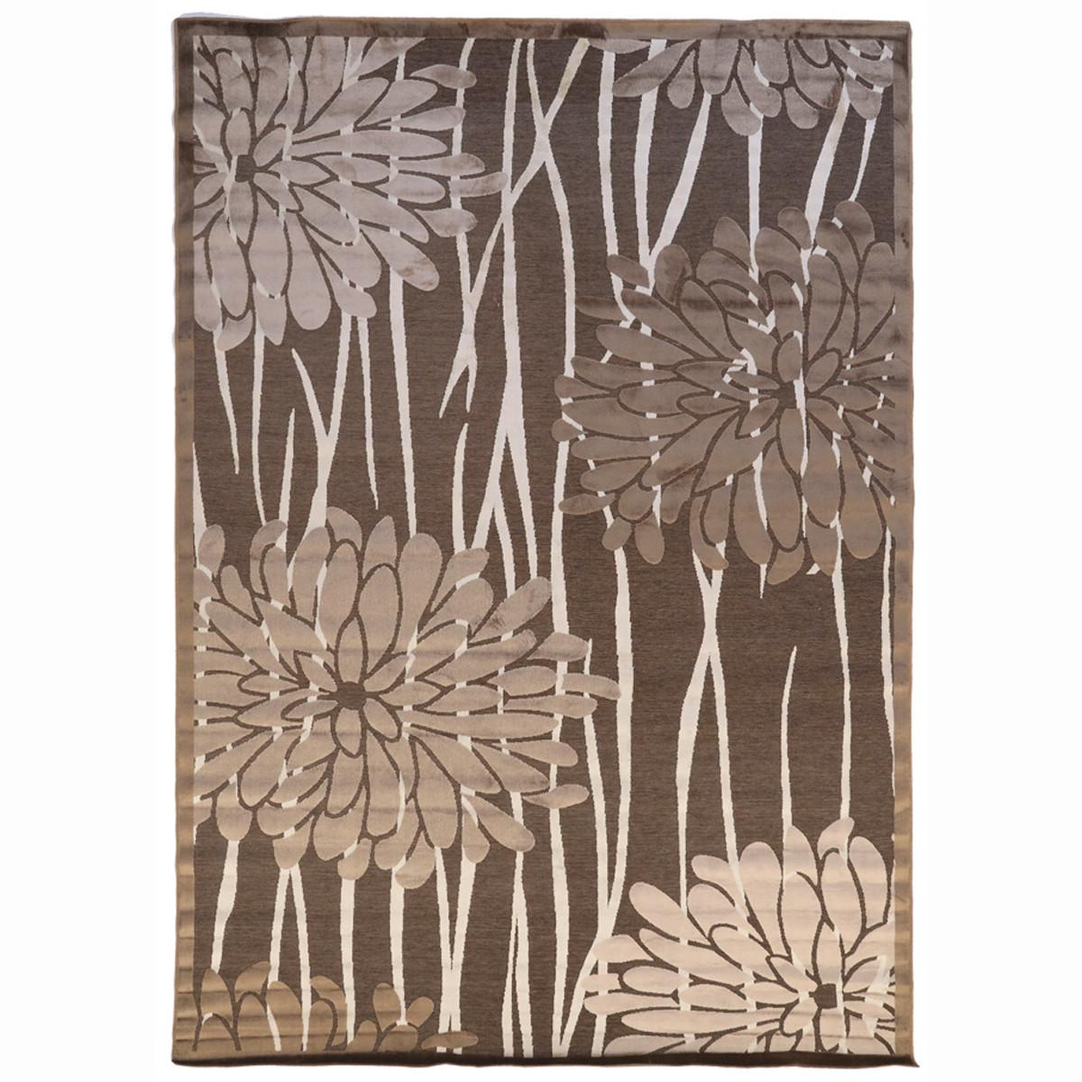 Χαλί All Season (160×230) Royal Carpets Soho Choco 1004-84