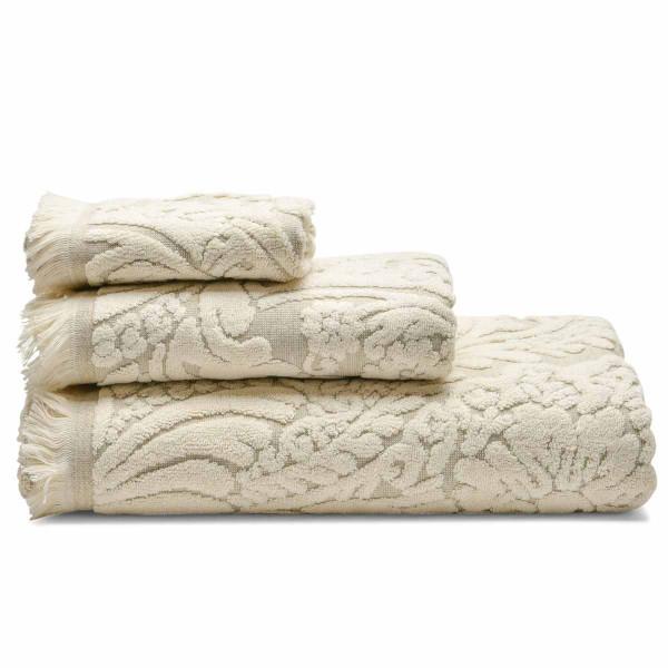 Πετσέτα Σώματος (100x150) Laura Ashley Damask