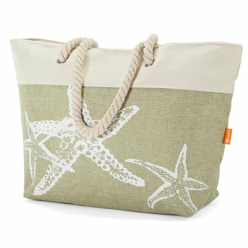 Τσάντα Θαλάσσης Benzi 5252 Olive