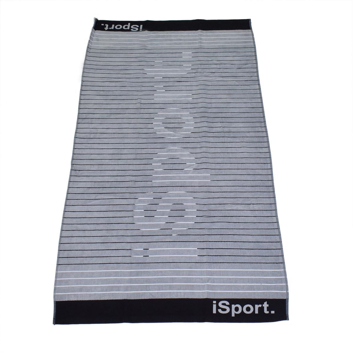 Πετσέτα Θαλάσσης Rythmos Sport Grey