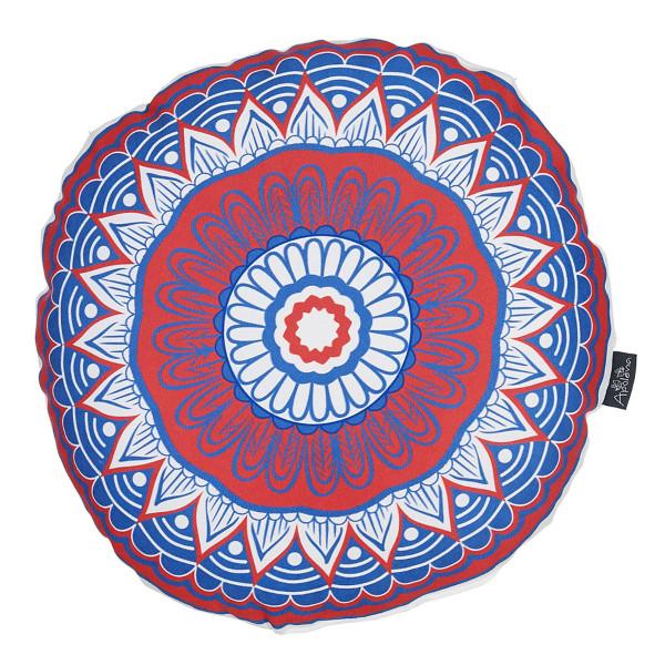 Στρογγυλό Διακοσμητικό Μαξιλάρι (Φ35) Apolena 730-5448/1