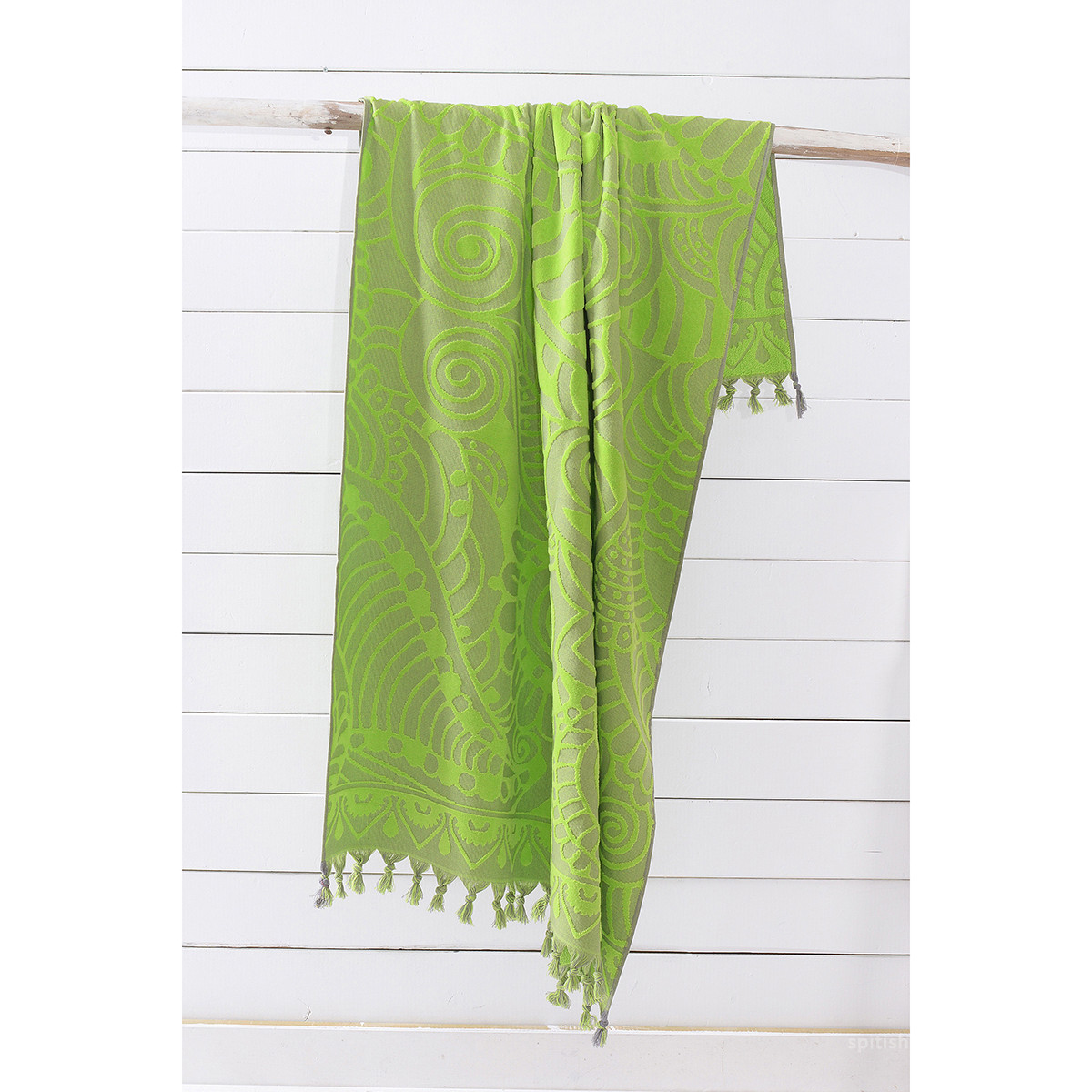 Πετσέτα Θαλάσσης Rythmos Cabarita 04 Green