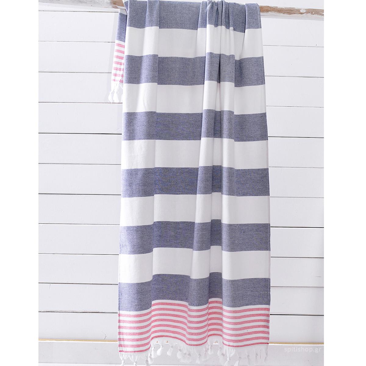 Πετσέτα Θαλάσσης – Παρεό Rythmos Mohave