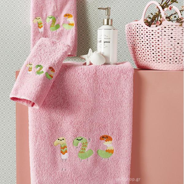 Παιδικές Πετσέτες (Σετ 3τμχ) White Egg SP16/1