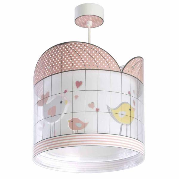 Παιδικό Φωτιστικό Οροφής Μονόφωτο Ango Little Birds 71282