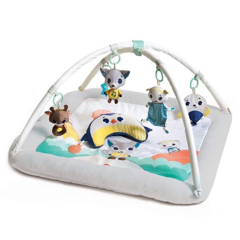 Εκπαιδευτικό Γυμναστήριο Tiny Love Plush Polar Wonders BR73796