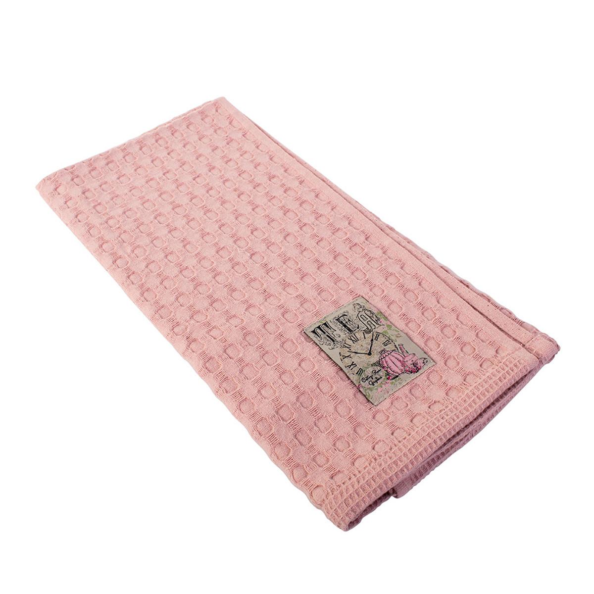 Ποτηρόπανο Dim Collection Πικέ Ροζ