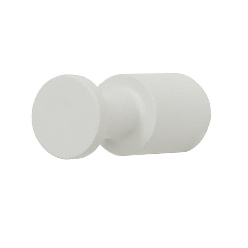Κρεμαστράκι Τοίχου Pam & Co 10-034 Ice White Matte