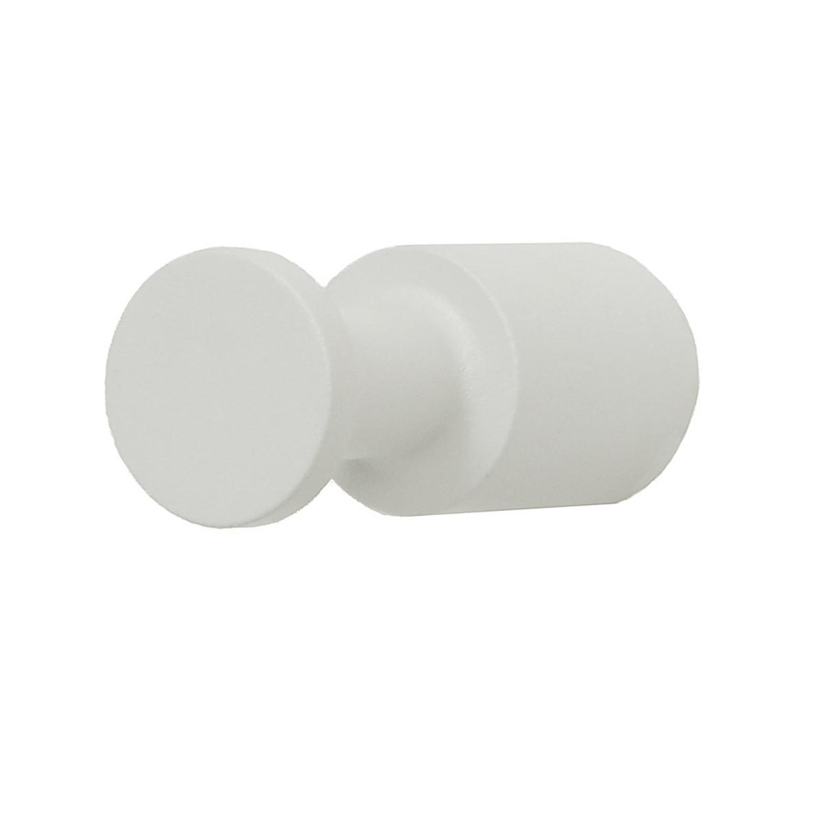Κρεμαστράκι Τοίχου PamCo 10-034 Ice White Matte