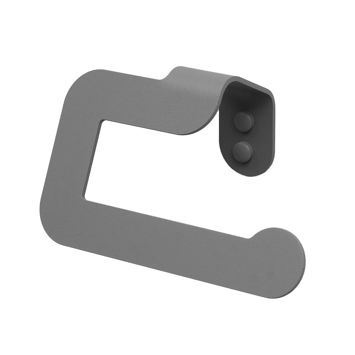 Κρεμάστρα Για Πετσέτα Προσώπου 106163-30 Concrete Grey