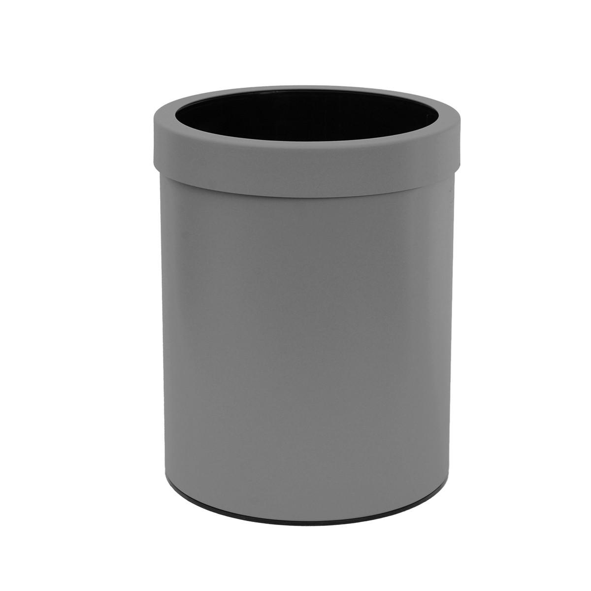 Καλάθι Απορριμμάτων (21×26) PamCo 5Lit 05-2126-163 Concrete Grey