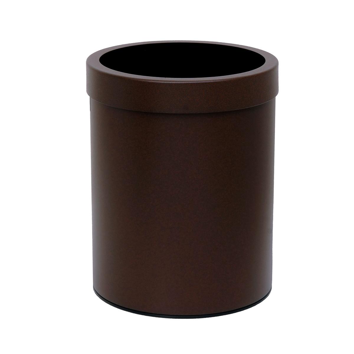 Καλάθι Απορριμμάτων (21×26) PamCo 5Lit 05-2126-943 Wenge