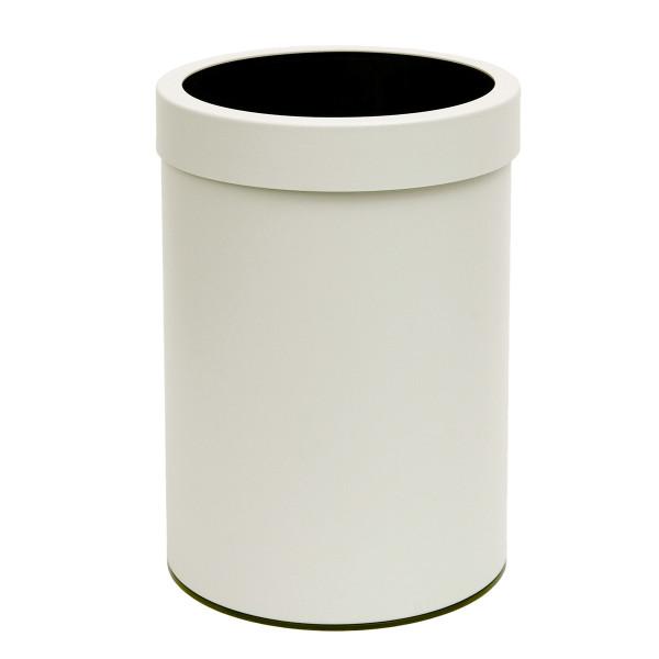 Καλάθι Απορριμμάτων (25x33) PamCo 12Lit 12-2533-033 White Matte