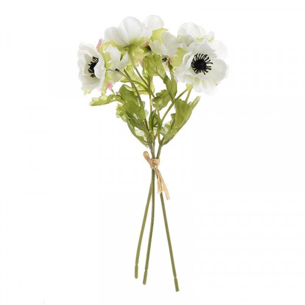 Διακοσμητικό Μπουκέτο Λουλουδιών InArt 3-85-100-0112