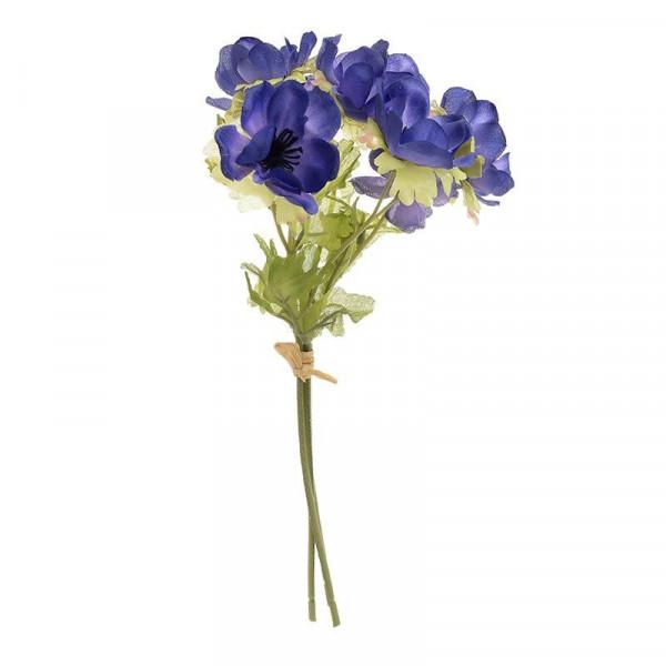 Διακοσμητικό Μπουκέτο Λουλουδιών InArt 3-85-100-0114