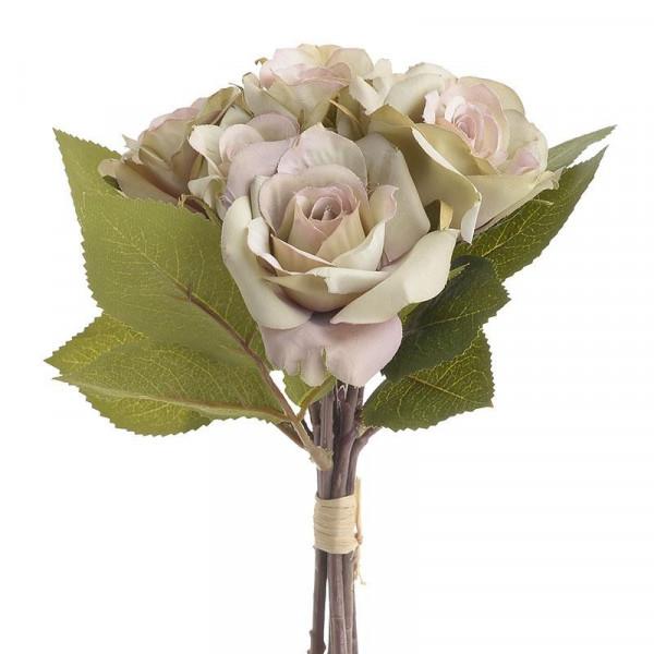 Διακοσμητικό Μπουκέτο Λουλουδιών InArt 3-85-783-0031