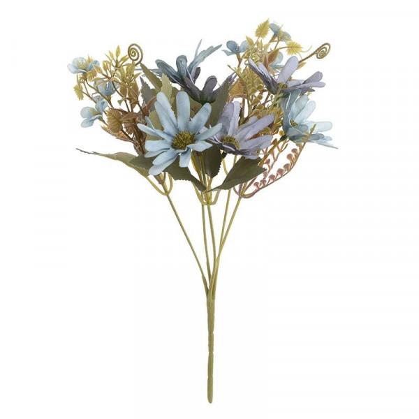 Διακοσμητικό Μπουκέτο Λουλουδιών InArt 3-85-084-0041