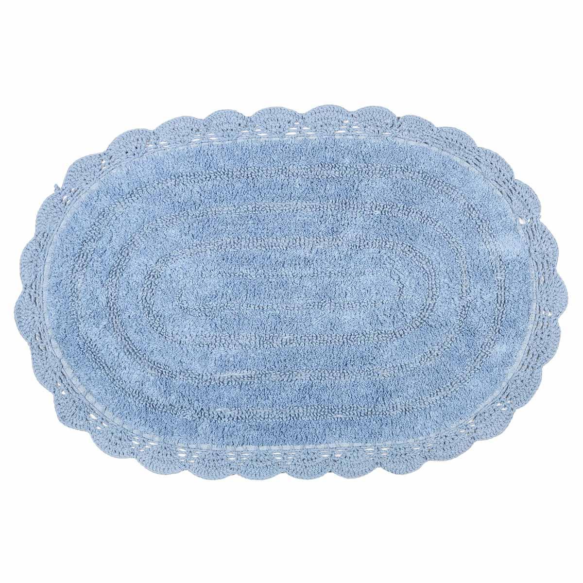 Πατάκι Μπάνιου (50×80) εstia Cloud Blue 02-6914