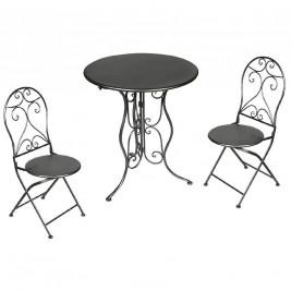 Τραπέζι Με Καρέκλες (Σετ 3τμχ) Espiel JOG206