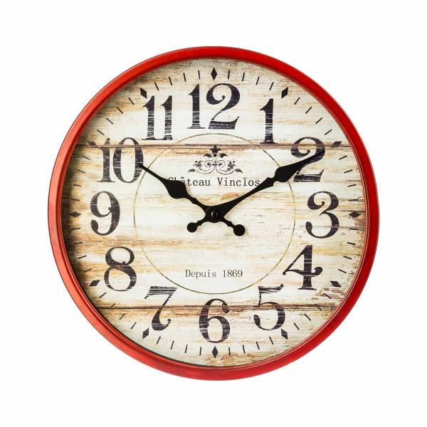 Ρολόι Τοίχου Marva Vintage 137460Β