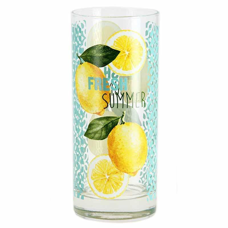 Ποτήρια Νερού (Σετ 3τμχ) Marva Fresh Summer Μ76020