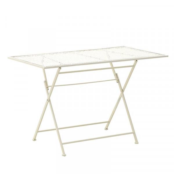 Τραπέζι Μεταλλικό InArt 3-50-207-0082