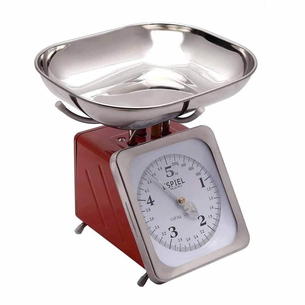 Ζυγαριά Κουζίνας Espiel Red ARC105