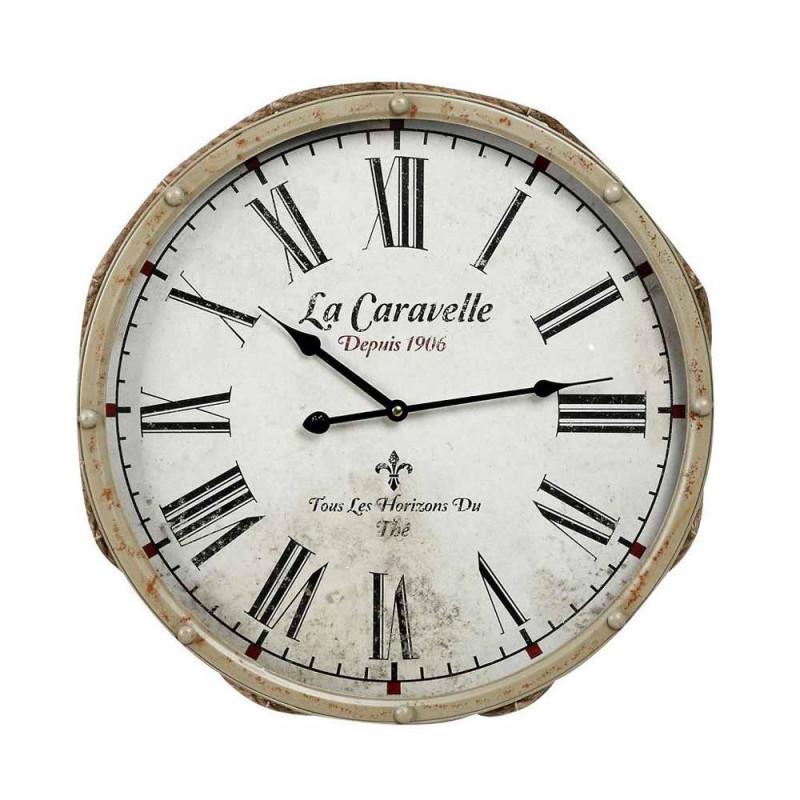 Ρολόι Τοίχου Espiel LOG517