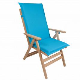 Μαξιλάρι Καρέκλας Με Πλάτη 112cm Be Comfy Turquoise 905