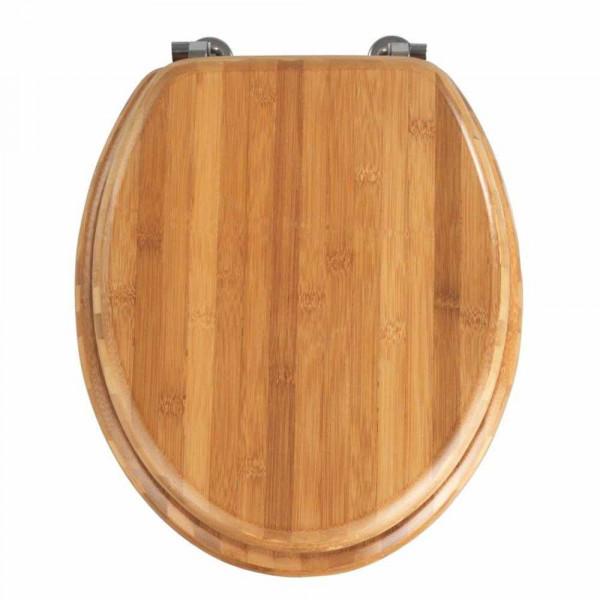 Καπάκι Λεκάνης Wenko Bamboo 144726100
