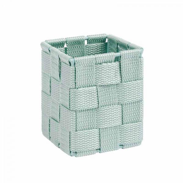 Καλάθι Αποθήκευσης (7.5x7.5x9) Wenko Adria Mint 22576100