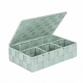 Κουτί Αποθήκευσης 4 Θέσεων Wenko Adria Mint 22567100