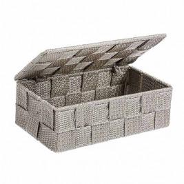 Κουτί Αποθήκευσης (18x10) Wenko Adria Taupe 22572100