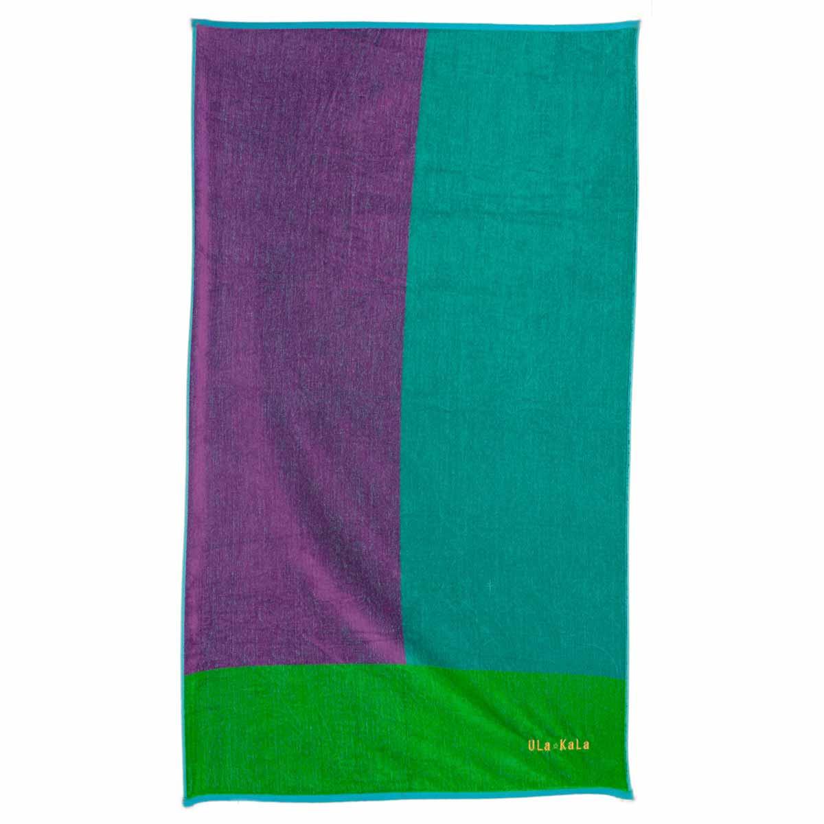 Πετσέτα Θαλάσσης Ola Kala Trio Vert