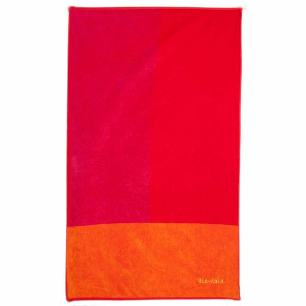 Πετσέτα Θαλάσσης Ola Kala Trio Orange