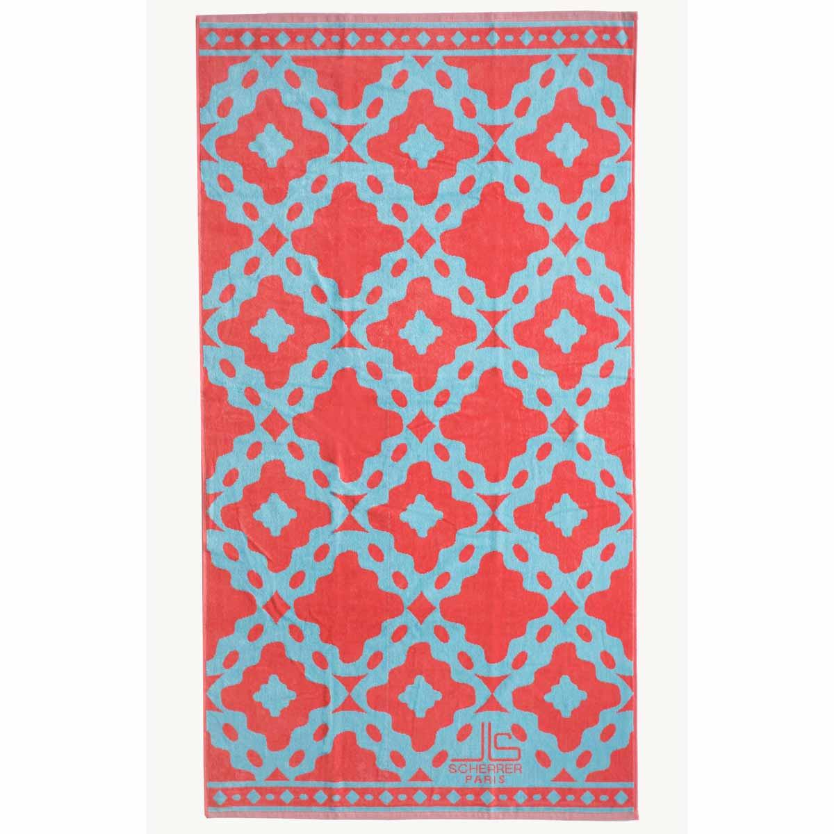 Πετσέτα Θαλάσσης Melinen Ethnic Red