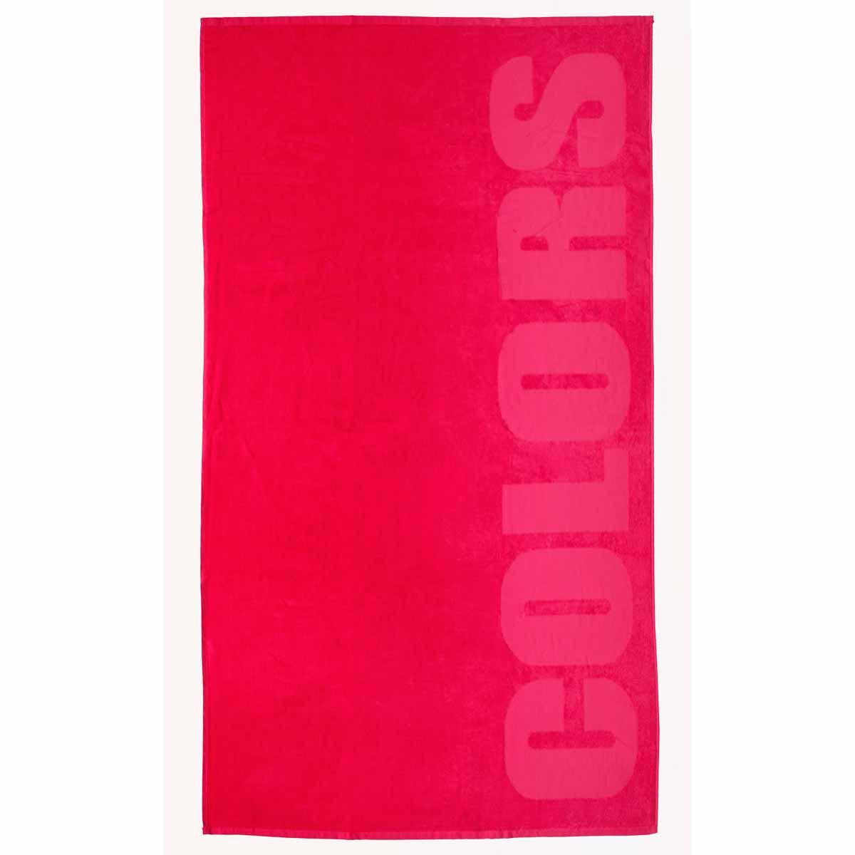 Πετσέτα Θαλάσσης Melinen Colours Fuchsia