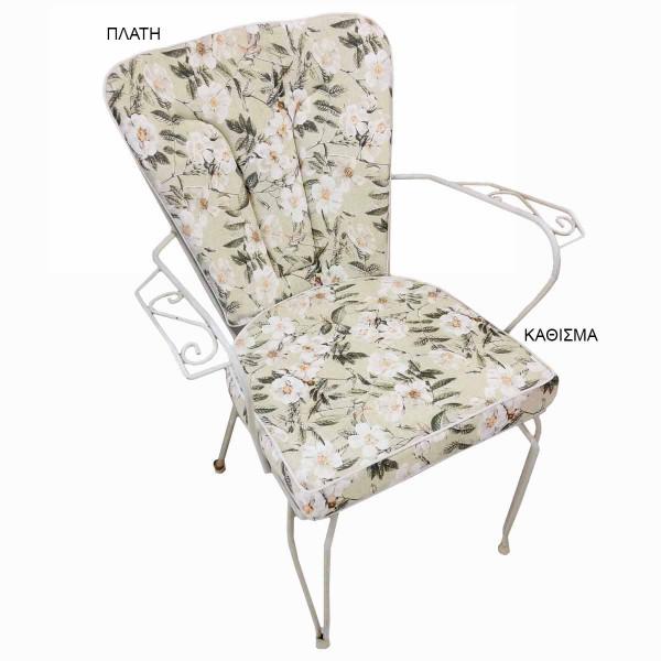 Μαξιλάρι Καθίσματος Φερ Φορζέ Be Comfy Blossom Olive