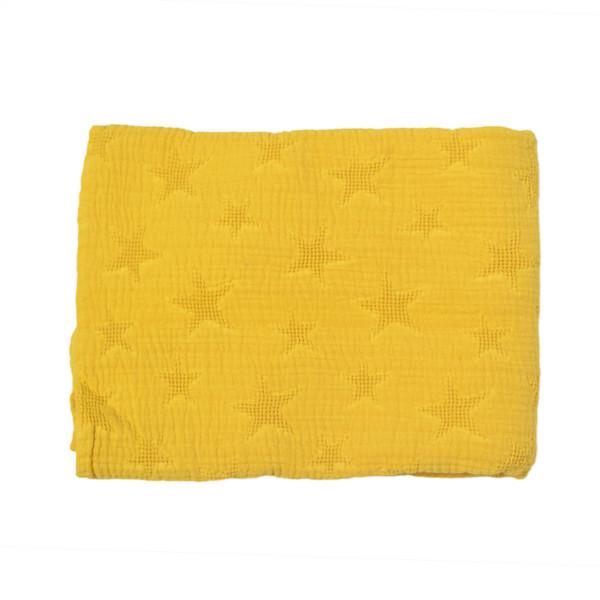 Κουβερτόριο Κούνιας Cigit Zakar Mustard Yellow