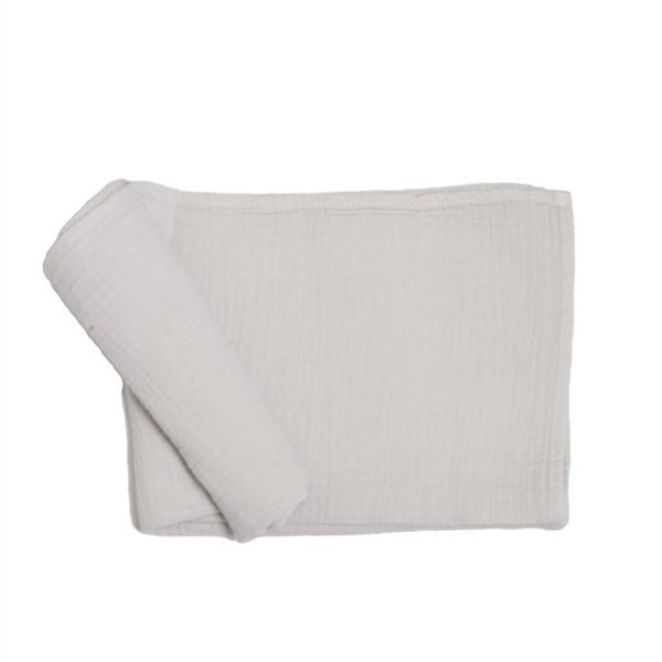 Κουβέρτα Μουσελίνα Αγκαλιάς Cigit Muslin Light Grey