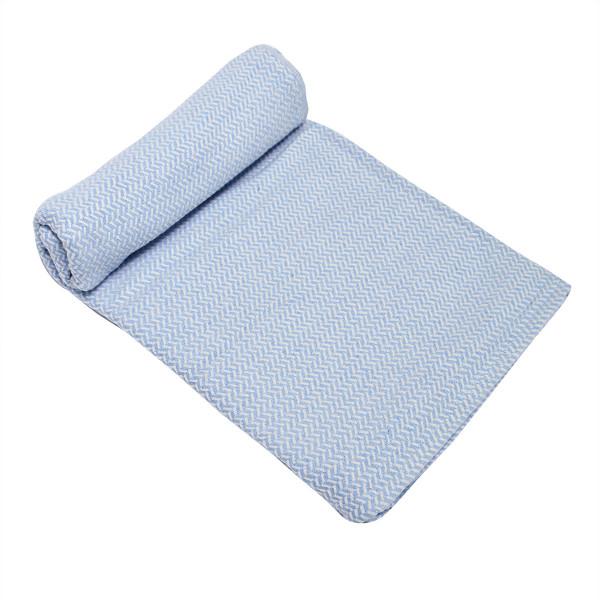 Κουβερτόριο Αγκαλιάς Cigit Straw Blue