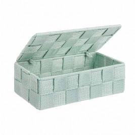 Κουτί Αποθήκευσης (18x10x6.5) Wenko Adria Mint 22570100