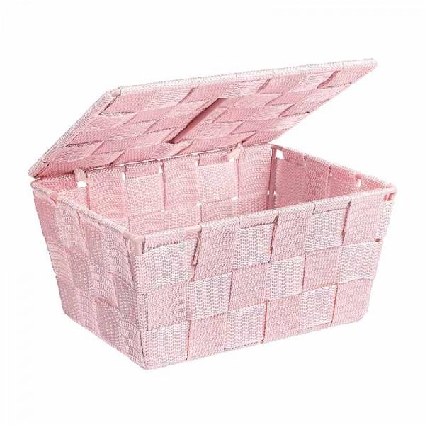 Κουτί Αποθήκευσης (19x14x10) Wenko Adria Rose 22574100