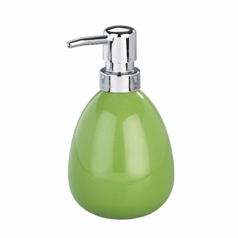 Δοχείο Κρεμοσάπουνου Wenko Polaris Green 18288100