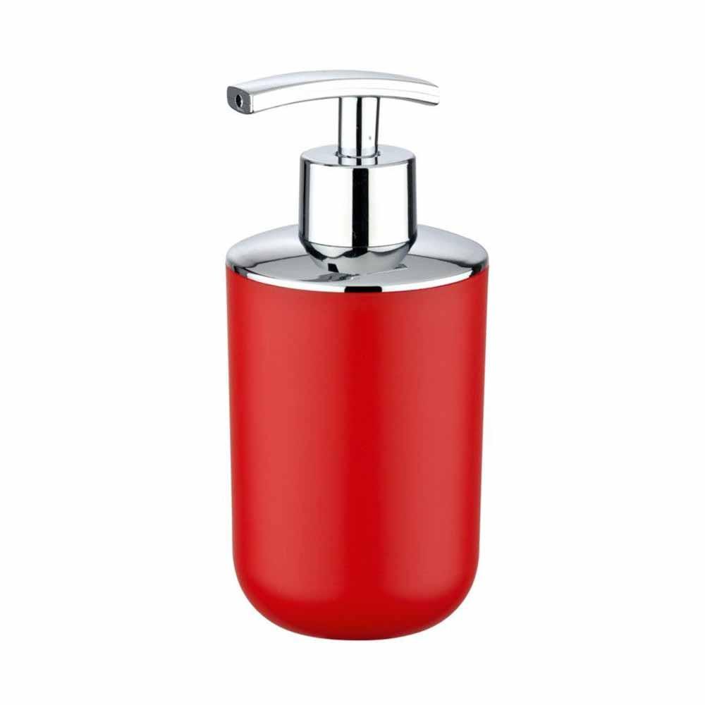 Δοχείο Κρεμοσάπουνου Wenko Brasil Red 21214100