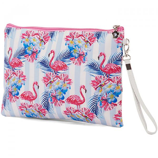 Τσαντάκι Θαλάσσης Benzi RY2019007 Flamingo