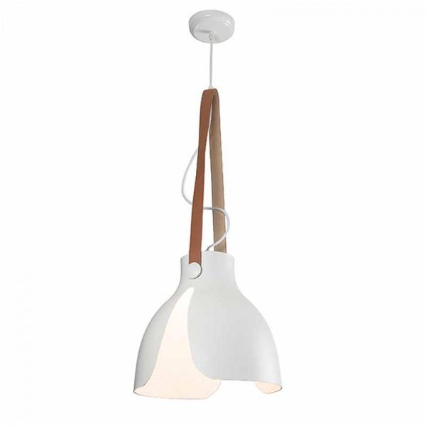 Φωτιστικό Οροφής Μονόφωτο Zambelis 17071 White Matt